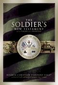 SOLDIER'S BIBLE with Special Prayer and Devotional Section for Army Personal Green, Bonded L...