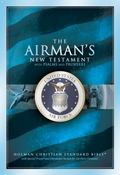 Airman's Bible :United States Air Force Holman Christian Standard Bible, Airman's Bible, Blu...