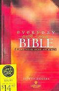 Holman Christian Standard Everyday With Jesus Bible