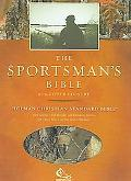 Sportsman's Bible Holman Christian Standard Bible, Camouflage, Simulated Leather with Zipper...