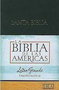 LBLA Biblia Letra Grande Tamano Manual
