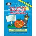 Say and Do Holiday Unit Worksheets : Lots of Reproducible Activities, Poems and Stories for ...
