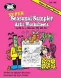 Super Seasonal Sampler Artic Worksheets : For R, S, L, Blends, TH, SH, CH