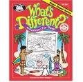 What's Different? : Articulation Fun Sheets