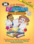 Year-Round Literature for Language and Artic : Fun Worksheets Targeting 30 Popular Books!