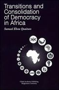 Transitions and Consolidation of Democracy in Africa - Paperback
