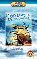 20,000 Leagues Under The Sea (Classic Adventures)
