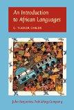 Introduction to African Languages