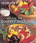 Cooking for Country Weekends