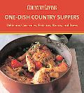 Country Living One-Dish Country Suppers