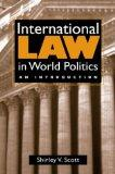 International Law in World Politics: An Introduction