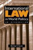 International Law in World Politics: An Introduction