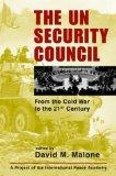 UN Security Council From the Cold War to the 21st Century