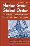 Nation-State and Global Order A Historical Introduction to Contemporary Politics