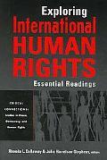 Exploring International Human Rights Essential Readings