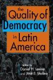 Quality of Democracy in Latin America