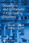 Dopamine and Glutamate in Psychiatric Disorders