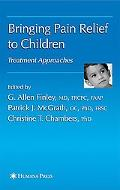 Bringing Pain Relief to Children Treatment Approaches