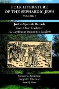 Judeo-spanish Ballads from Oral Tradition/iv. Carolingian Ballads-3 Gaiferos