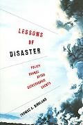 Lessons of Disaster Policy Change After Catastrophic Events