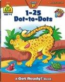 1-25 Punto-a-Punto/1-25 Dot-to-dot Anos/Ages 4-6