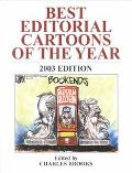 Best Editorial Cartoons of the Year 2003