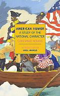 American Humor A Study of the National Character