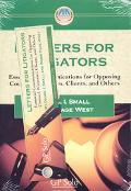 Letters for Litigators Essential Communications for Opposing Counsel, Witnesses, Clients, an...