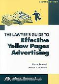 Lawyer's Guide to Effective Yellow Pages Advertising