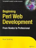 Beginning Perl Web Development From Novice to Professional