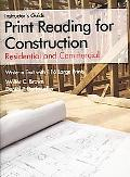 Print Reading for Construction Residential and commercial