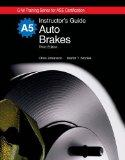 Auto Brakes Instructor's Guide (G-W Training Series for Ase Certification)