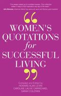 Women's Quotations for Successful Living