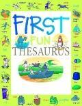 First Fun Thesaurus