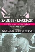 Same-Sex Marriage The Moral and Legal Debate