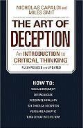 Art of Deception An Introduction to Critical Thinking