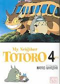My Neighbor Totoro 4 Film Comic