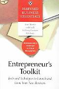 Entrepreneur's Toolkit Tools and Techniques to Launch and Grow Your New Business