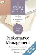 Performance Management Measure and Improve The Effectiveness of Your Employees