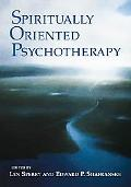 Spiritually Oriented Psychotherapy