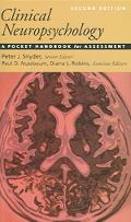 Clinical Neuropsychology: A Pocket Handbook for Assessment - Peter Jeffrey J. Snyder - Paper...