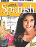 Instant Immersion Spanish Deluxe Edition Workbook
