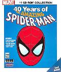 40 Years of the Amazing Spider-Man