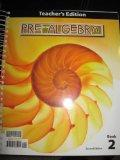 Pre-Algebra, Teacher's Edition, 2nd Edition