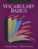 Vocabulary Basics