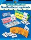 WORD FAMILIES-LONG VOWELS, BUILD-A-SKILL INSTANT BOOKS