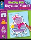 Reading Pals - Rhyming Words Using Blends and Digraphs (Reading Pals K-1)