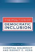 Politics of Democratic Inclusion