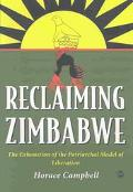 Reclaiming Zimbabwe The Exhaustion of the Patriarchal Model of Liberation
