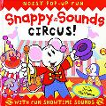 Snappy Sounds Circus Noisy Pop-Up Fun